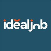 Logo ideal job