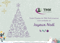 Toute l'Equipe de TMK Performances vous souhaite un Joyeux Noël