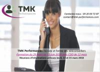 NOUVELLE SESSION DE FORMATION TÉLÉCONSEILLER  : Du 29 mars au 15 juin 2018
